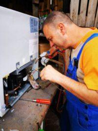 Reparatur oder Umrüstung